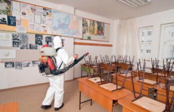 Лицей в Дрокии закрыт на карантин: восемь учителей заразились COVID-19