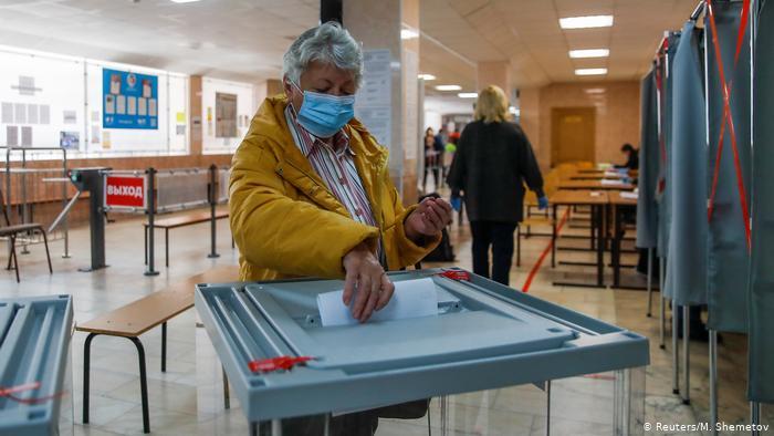 Предложение Додона: обеспечить всех пришедших на избирательные участки бесплатными медицинскими масками