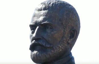 Бюст румынскому королю после реставрации открыли в одном из сёл Теленештского района