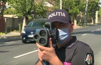 Молдавская полиция начала использовать новые радары