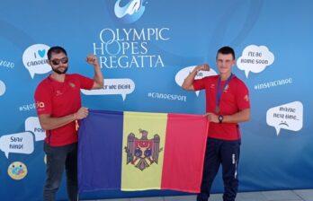 Бельчанин завоевал золотую медаль в юношеских соревнованиях по гребле