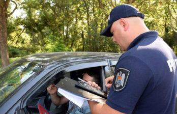 Молдавские водители получили свыше 120 млн леев штрафов за девять месяцев