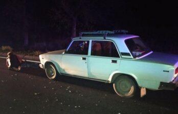 ДТП во Флорештах: одного пешехода сбили сразу две машины