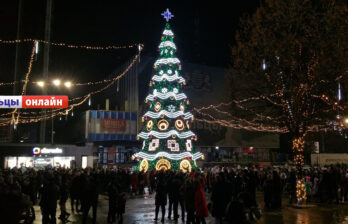 Радость для бельчан: в центре города все же установят новогоднюю елку