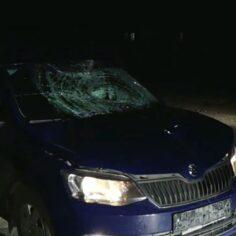 В Бельцах автомобиль сбил пешехода: мужчина впал в кому