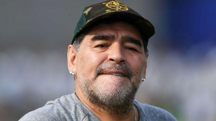Траур в мировом футболе: умер Диего Марадона