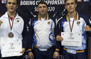 Боксер Илие Аргату стал чемпионом Европы среди юношей