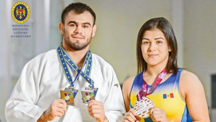 В Молдове объявили имена спортсменов года