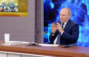 Путин о Санду: Она президент Молдовы, но гражданка Румынии