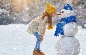 Завтра у школьников начинаются зимние каникулы