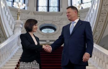 Президент Румынии Клаус Йоханнис 29 декабря посетит Кишинёв