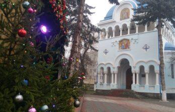 🌟 Вертепы 2021 года в нескольких храмах Бельц, которые уже традиционно украшают к Рождеству 🌟