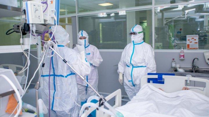В Молдове подтвердили 576 новых случаев заражения коронавирусом
