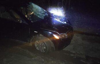 Водитель, предположительно сбивший женщину в Кишинёве, оказался сотрудником полиции