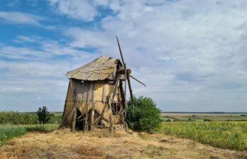 На севере Молдовы восстановят ветряную мельницу