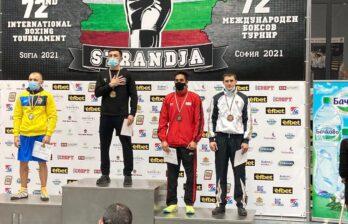 Бельцкий боксер завоевал медаль на турнире в Софии