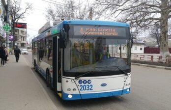 В Бельцах сегодня на муниципальном совете утвердили троллейбусный маршрут номер 8