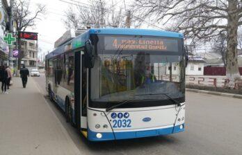 Троллейбус № 8 начнёт свою работу с 15 апреля 2021