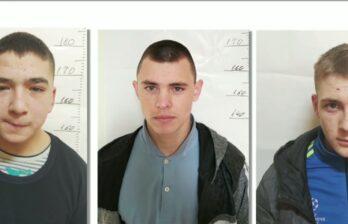 Трое беглецов из Гоян до сих пор не найдены