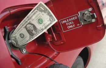 Еще одна сеть автозаправок подняла цены на бензин