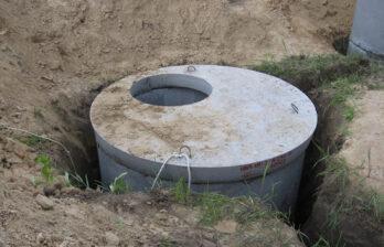 Строительство канализационной системы по улице Сорокская готово на 80% Жителей подключат бесплатно до 1 августа