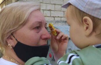 Младенец, которого зимой прошлого года мать оставила в кишинёвском общежитии, обрел семью