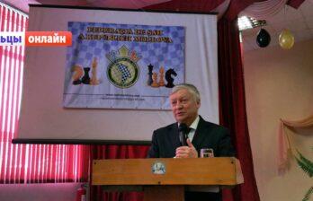 В Бельцы приедет международный гроссмейстер Анатолий Карпов