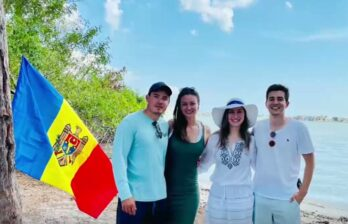 Четверо выходцев из нашей страны назвали остров во Флориде в честь малой родины