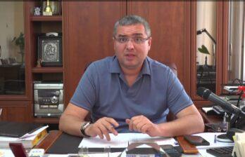 Ренато Усатый объявил об уходе с поста мэра Бельц