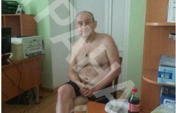 Судья Николай Чаус, пропавший в Молдове, оказался в полицейском участке Украины