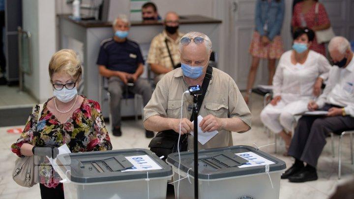 Явка на воскресном голосовании была самой низкой за всю историю парламентских выборов