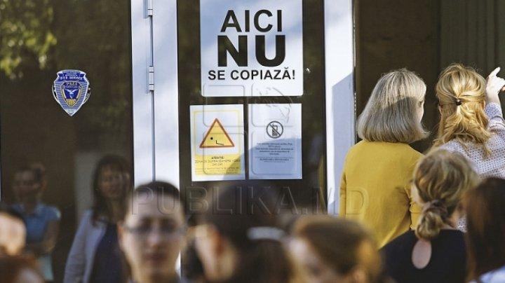 В Молдове стартовала дополнительная сессия экзаменов на степень бакалавра