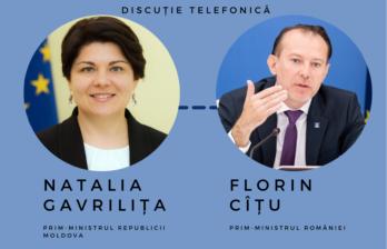 (ru/md) В Кишиневе состоится совместное заседание правительств Румынии и Молдовы