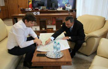 Северо-запад Молдовы снабдит питьевой водой румынская компания ApaVital