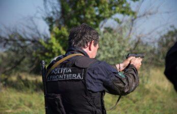 Пограничные полицейские в Молдове сразились за «почетный берет»