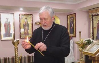 В Бельцах священник 16 лет строит копию скита святого пророка Ильи, что стоит на горе Афон в Греции