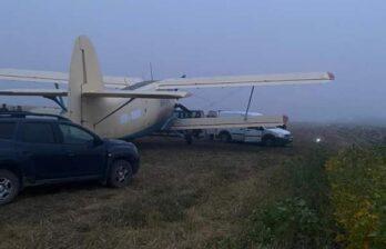 В Молдове задержан украинский самолет с контрабандным грузом сигарет