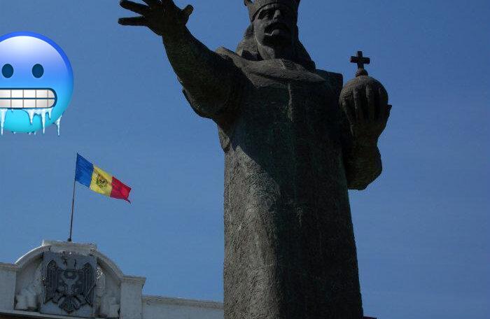 Стремительное похолодание в Молдове: ожидается +8 днем