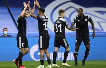 Молдавский «Шерифф» обыграл «Реал Мадрид»