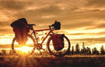 Молдаванин объехал всю Европу на велосипеде