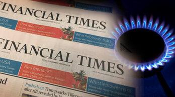 FT: Молдова просит ЕС о чрезвычайных поставках газа через Румынию